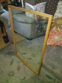 """Have a nice 24"""" x 36"""" mirror with oak frame EXCELL Daytona Beach, 32114"""