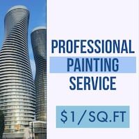 Exterior painting Mississauga