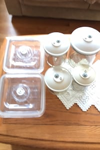 Food Saver Storage containers