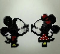 Hama beads disney Madrid, 28044