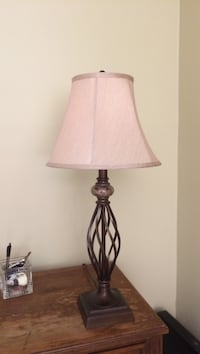 2 Beautifully detailed lamp. 2 small available Reston