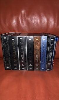 Game of Thrones Blu-ray Fort Myers, 33967