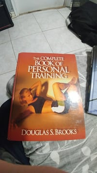 Complete Book of personal training hardcover