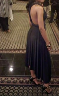Black dress, prom or formal event Baltimore