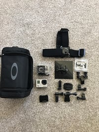 GoPro Hero3  with attachments,carry case, and stand! Livermore, 94550