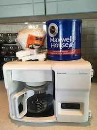 coffee maker black and decker Edmonton, T5A 2S8