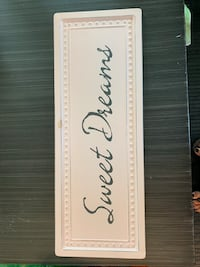 Home Decor Pink Meet Sweet Dreams Sign. Fishers, 46037