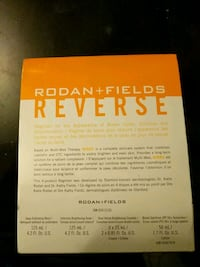 Rodan+fields reverse skin care  Richmond, V6Y 2R9