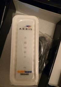 Arris SBG6400 (cable modem + wifi) North Chicago, 60064
