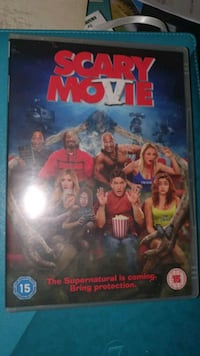 Scary Movie 5 DVD  Stovner, 0964
