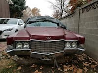 Cadillac - Deville - 1969 West Valley City
