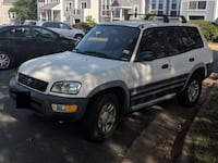 1999 Toyota RAV4 - Negotiable Only in Person Fairfax