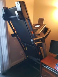 NordicTrack treadmill w/iFit touch screen