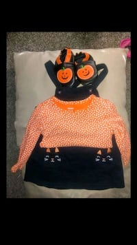 18 Months 3 Piece Halloween Outfit Bountiful, 84010