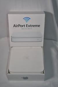 Apple AirPort Extreme Wireless Wi-Fi Router Haymarket