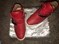 Red Giuseppe Zanotti Sneakers Houston, 77070