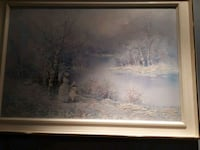 Beautiful oil painting Laval, H7X