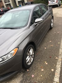 2013 Ford Fusion Louisville