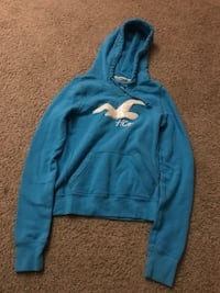 Women Small Hollister Co Performance Hoodie/Sweat Shirt College Park, 20740