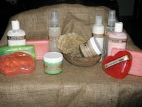 Handmade products for skincare soap,scrubs and body lotion oatmeal,almond,coconut and more Silver Springs, 34488