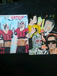 Road Warriors and Arnold 80s Waldorf, 20602