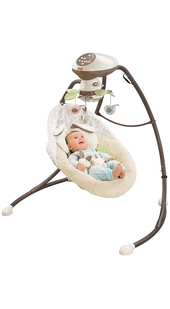 Photo Baby Swing was Hardly Used