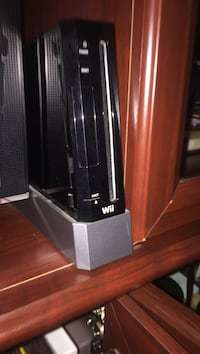 Black nintendo wii game console South Fayette, 15057