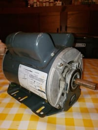 G.E.  1 H.P. ELECTRIC MOTOR  Houston, 77075