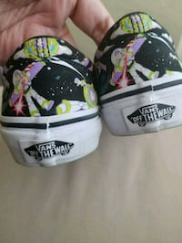 Boys size 1.5 Vans Toy Story Limited Edition Toronto, M1B 2W1