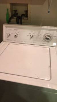 white top-load clothes washer Columbus, 43016