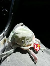 grey Jellyfish TY beanie baby Wichita, 67206