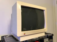 Apple ColorMonitor IIc, Colour CRT Monitor, for Apple II, Apple 2, Apple Apple IIc, 2c  535 km