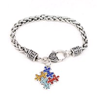New! Autism Awareness Bracelet Toronto, M1E 2N1