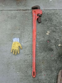 Pipe wrench, 48 in. Pembroke Pines, 33024