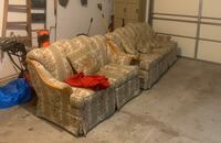 Couch N Love Seat Non Smoking Awesome Condition Milton, 53563