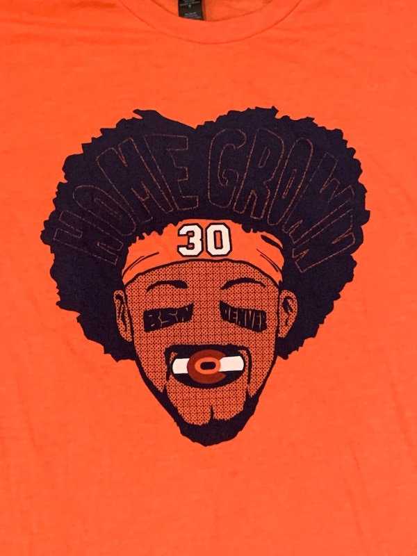 pretty nice e958d 18a36 Denver Broncos Phillip Lindsay Homegrown T-Shirt Size Medium