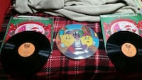 Strawberry shortcake Christmas album and pac.man Providence, 02909