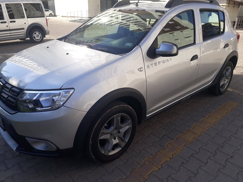 2017 Dacia Sandero STEPWAY TURBO 90 BG EU6 EASY-R 7