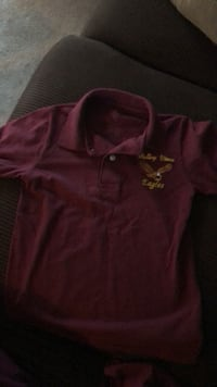 Size small valley view school shirts Coachella, 92236