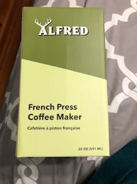 Alfred French press coffee maker Revere, 02151