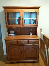 China cabinet hutch Angus, L0M