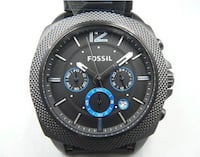 Fossil BQ1729 Stainless Steel Chronograph Men's Watch Berryville, 22611