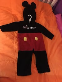 Mickey Mouse costume for 2 years  Germantown