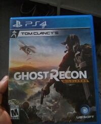 Wildlands ghost recon ps4 game Westminster, 92683