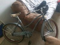 black and gray huffy bike  Edmonton, T5T 6Y6