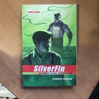 Young Bond SilverFin Softcover Book // Brand New London, N6G 5R6