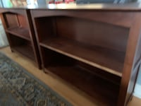 Two bookcases Mississauga, L5W 1C1