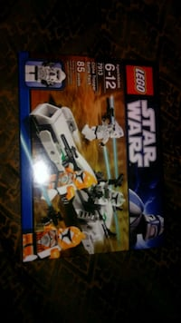 Unopened lego star wars battle pack Plainwell, 49080