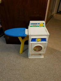 Vintage Fisher-Price laundry Center Wrightsville, 17368
