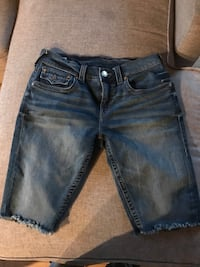 True Religion Jean Shorts Vista, 92083